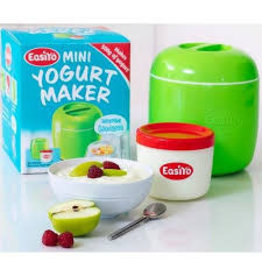 EasiYo EASIYO MINI YOGURT MAKER GREEN MAKES 500G OF YOGURT INCLUDES 500G JAR