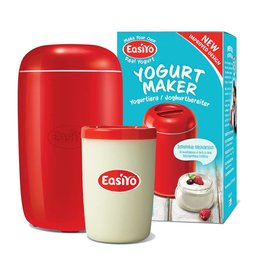 EasiYo EASIYO RED 1KG MAKER AND 1KG JAR MAKE OUR OWN YOGHURT SACHETS SOLD SEPARATELY