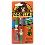 Gorilla GORILLA SUPER GLUE GEL 2X3GM