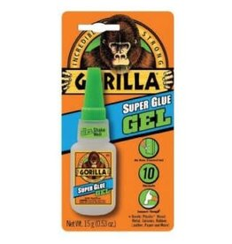 Gorilla GORILLA SUPERGLUE 15G GEL