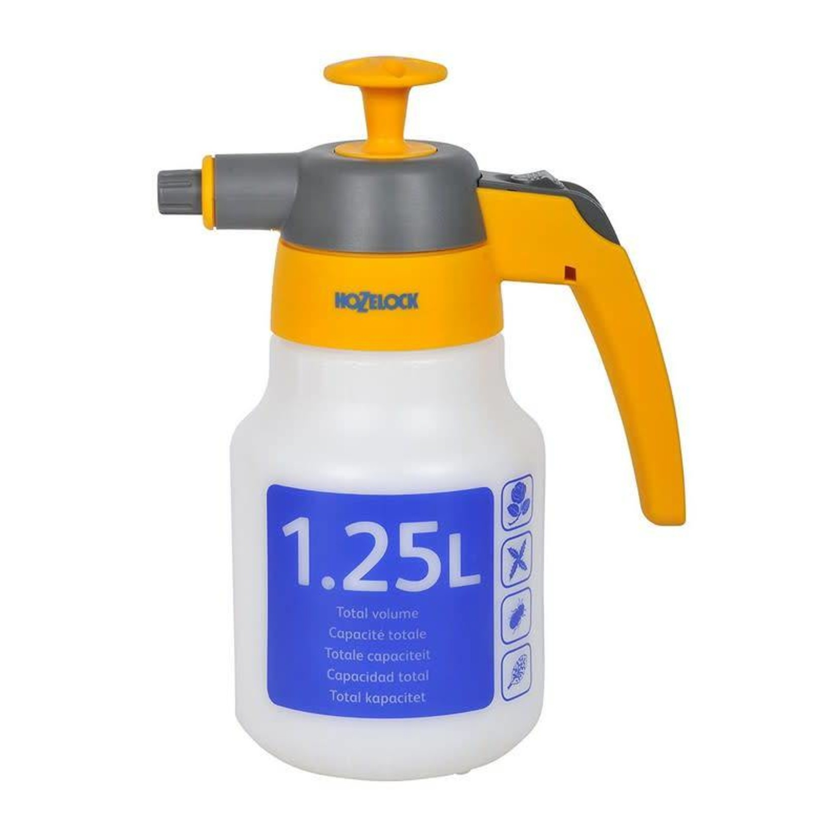 Hozelock 4122 HOZELOCK 1.25L SPRAY MIST SPRAYER  PUMP