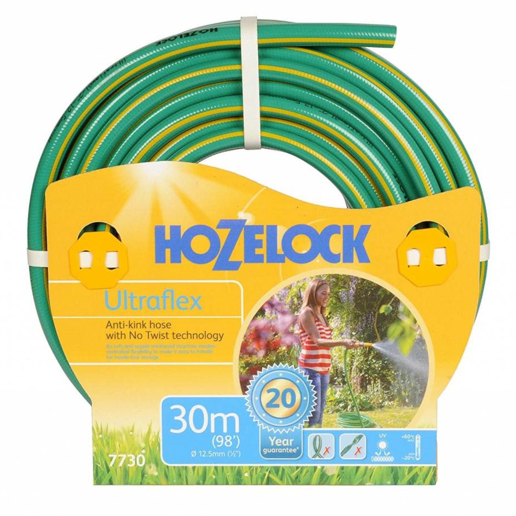 Hozelock HOZELOCK 30m ULTRAFLEX HOSE 7730