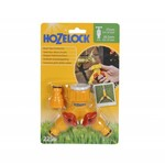 Hozelock Hozelock 2256 Dual 2 Way Hose Tap Connector Two Hoses One Tap