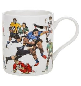 Julia Hook Mug Rugby