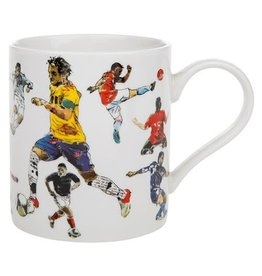 Julia Hook Mug Football