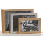 Nest Frames Set Of 3 Land Silver  & Gold