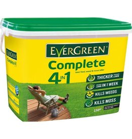 EVERGREEN COMPLETE 4IN1 TUB 150SQM