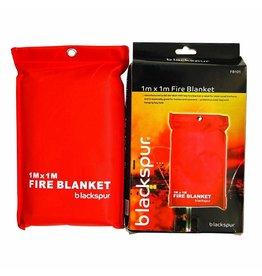 Blackspur BLACKSPUR 1M X 1M FIRE BLANKET