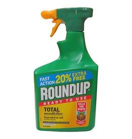 Roundup ROUNDUP TOTAL WEEDKILLER RTU SPRAY 1.2L