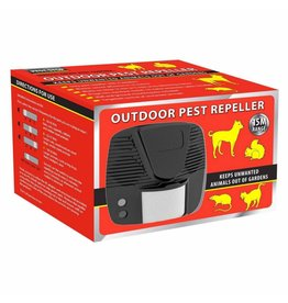 Pest Stop PEST STOP OUTDOOR ULTRASONIC ALL PEST REPELLER