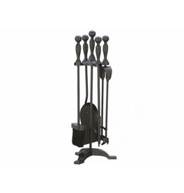 MANOR 1065 COMPANION SET - BLACK - 55