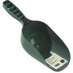 GARLAND ROUNDED COMPOST SCOOP GREEN