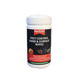 Rentokil RENTOKIL PEST CONTROL HAND AND SURFACE WIPES