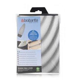 Brabantia BRABANTIA COVER COTTON, 2MM FOAM, HEAT RESISTANT PARKING ZONE 134X45CM