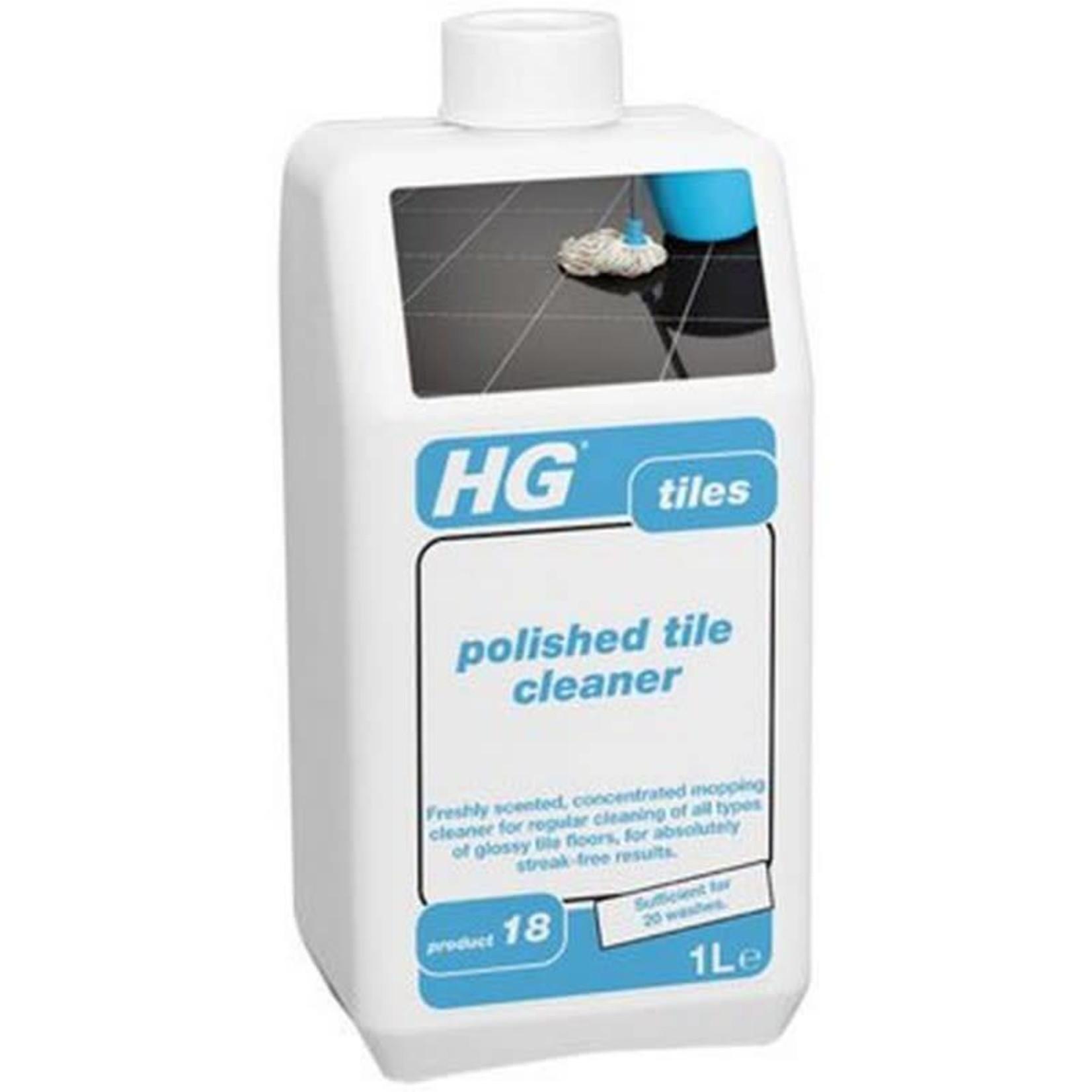 HG HG POLISHED TILE CLEANER P.18