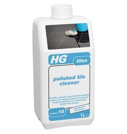HG HG SHINE POLISHED TILE CLEANER P18