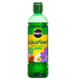Miracle-Gro MIRACLE-GRO GROW ALL PURPOSE LIQUAFEED PLANT FEED 475ml