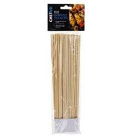 "CHEF AID 100pk 12"" WOODEN SKEWERS 30CM"