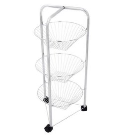 Judge JUDGE WIREWARE 3 TIER VEGETABLE RACK