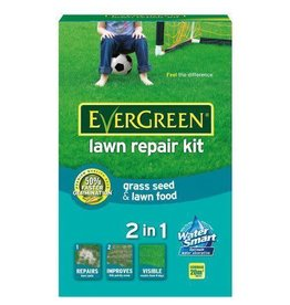 EVERGREEN LAWN REPAIR KIT 20M2 1KG