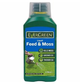 EVERGREEN LIQUID FEED & MOSS 1L