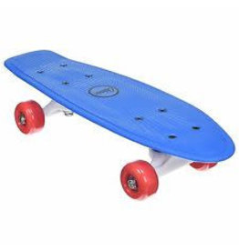OZBOZZ MINI SKATEBOARD BLUE