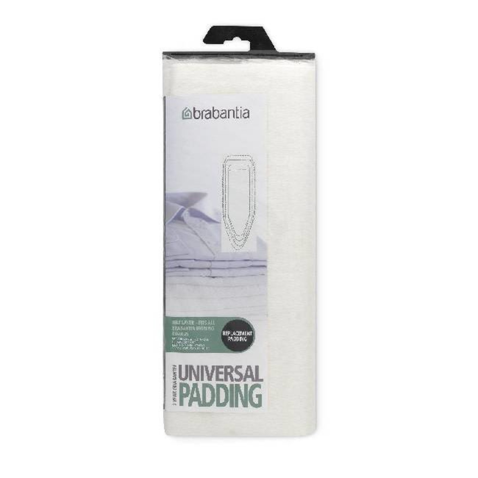 Brabantia BRABANTIA FELT PAD 135 X 49CM UNIVERSAL PADDING FITS ALL ADJUSTABLE