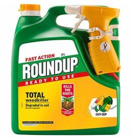 Roundup ROUNDUP RTU WEEDKILLER 3L
