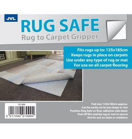 JVL JVL RUG SAFE CARPET GRIPPER 120X180CM