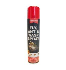 Rentokil RENTOKIL FLY, ANT & WASP KILLER 300ML