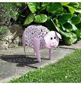 Smart Garden SMART GARDEN SOLAR SILHOUETTE DELILAH PIG