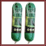 2 X GREEN BLADE GARDEN AND POND NETTING 2M X 10M