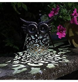Smart Garden SMART GARDEN SILHOUETTE SOLAR OWL