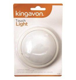 KINGAVON BATTERY POWERED TOUCH LIGHT