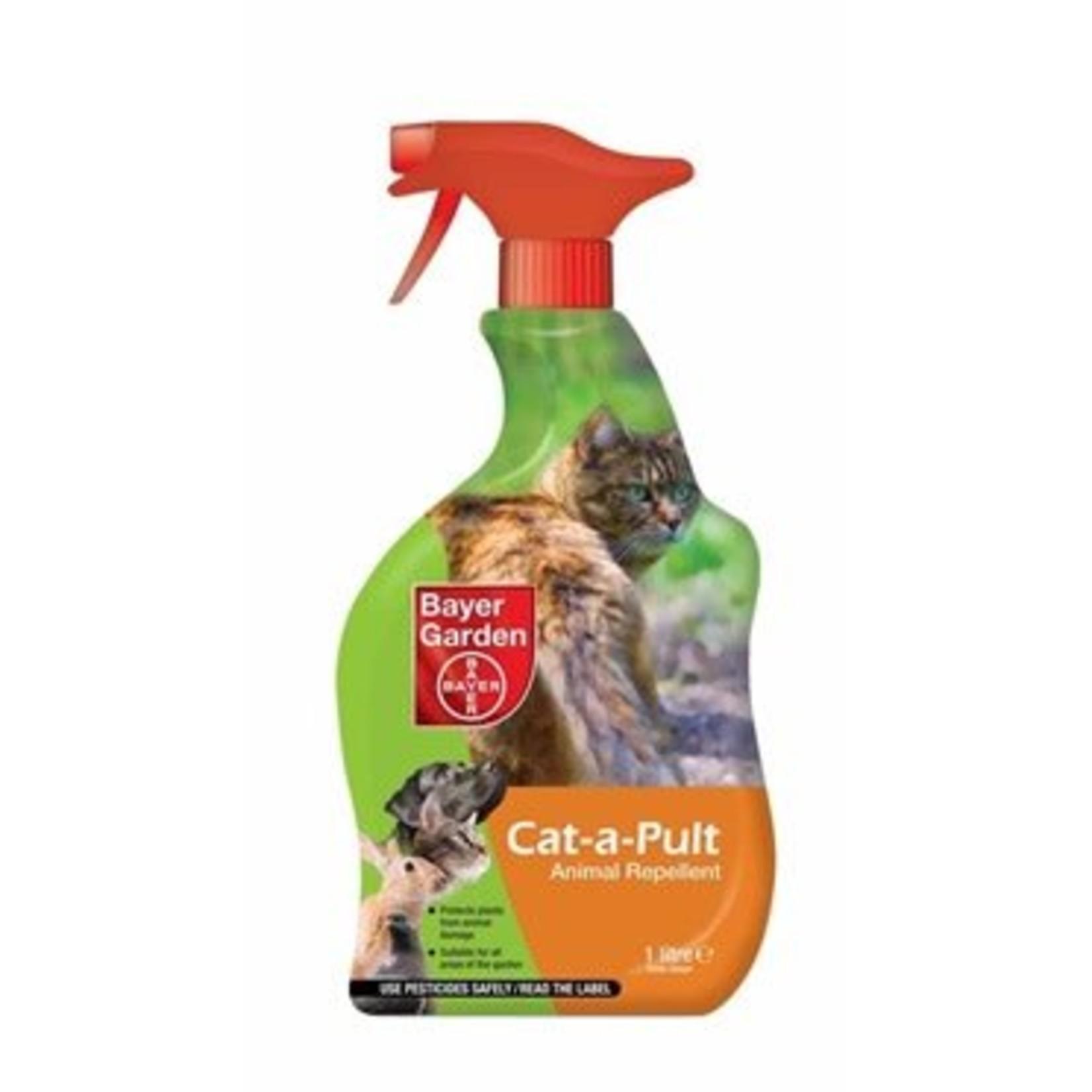 Bayer Garden BAYER GARDEN CAT-A-PULT ANIMAL REPELLENT 1L
