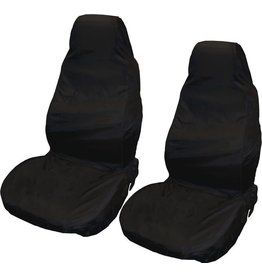 PRO USER HEAVY DUTY WATERPROOF FRONT SEAT COVER PROTECTORS