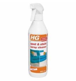 HG HG SPOT & STAIN SPRAY CLEANER CARPET AND UPHOLSTERY