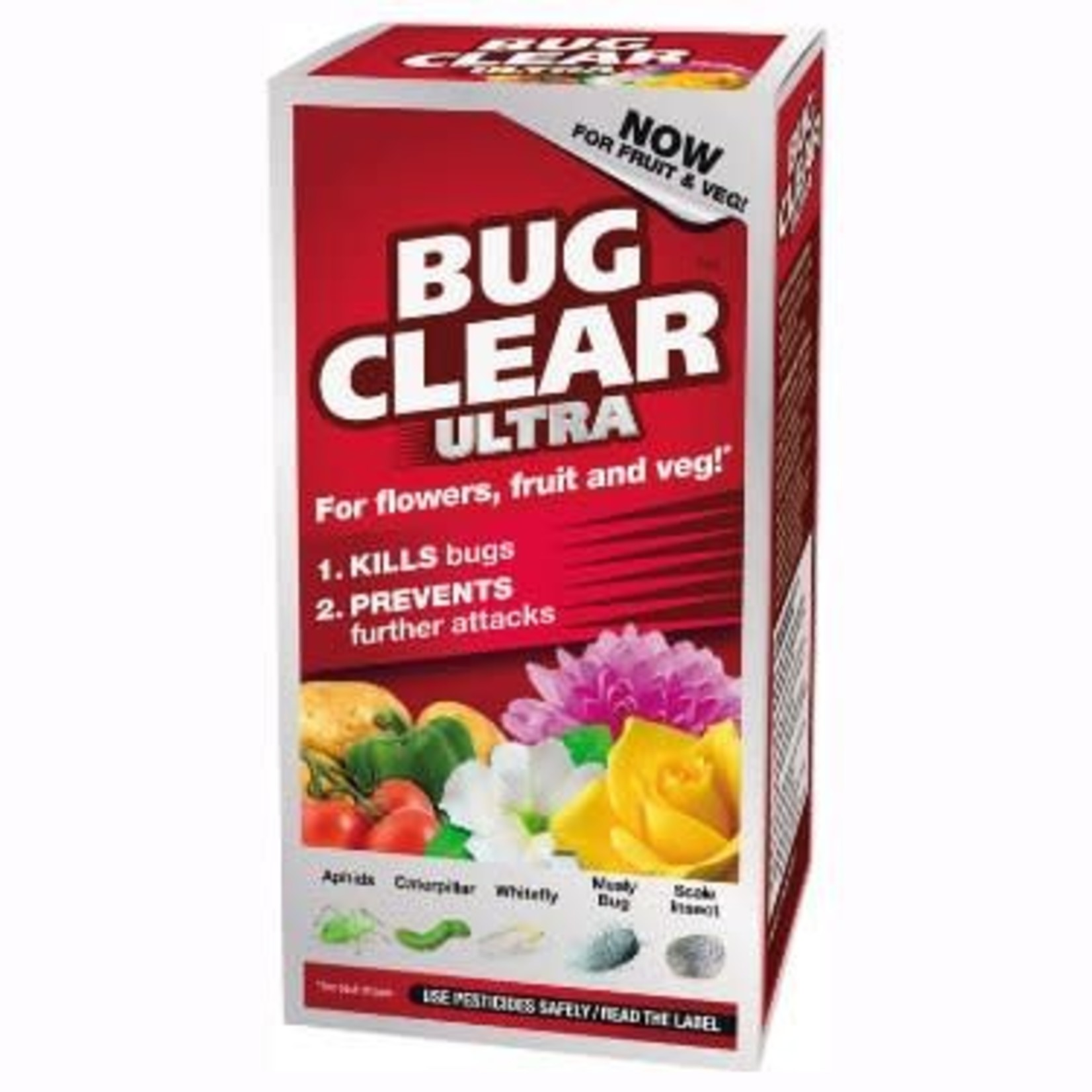BUGCLEAR ULTRA EDIBLE CONCENTRATE 200ML