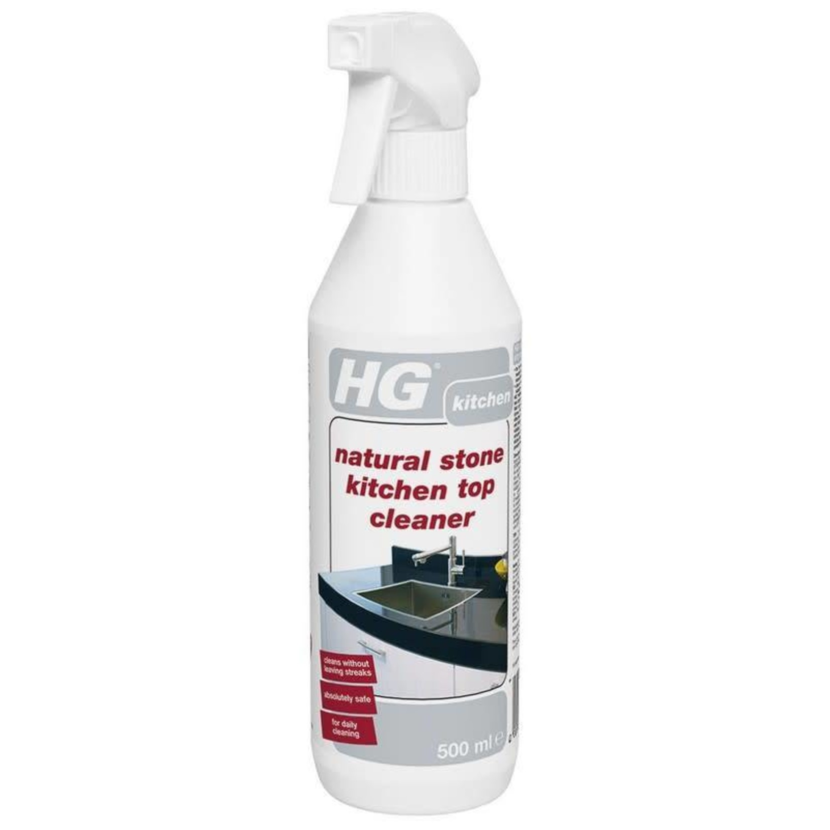 HG HG NATURAL STONE KITCHEN TOP CLEANER