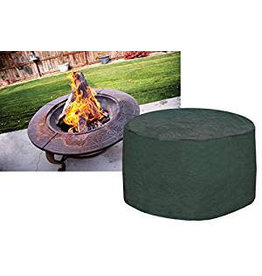 GARLAND LARGE FIREPIT COVER GREEN