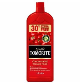 LEVINGTON TOMORITE CONCENTRATED TOMATO FOOD 1.3L LITRE