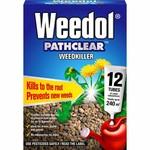 Weedol WEEDOL PATHCLEAR 12 TUBES
