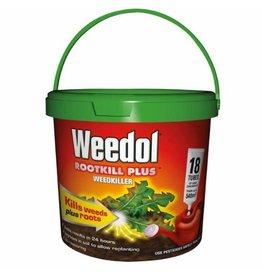 Weedol WEEDOL ROOTKILL PLUS LIQUIDOSE 18 TUBE