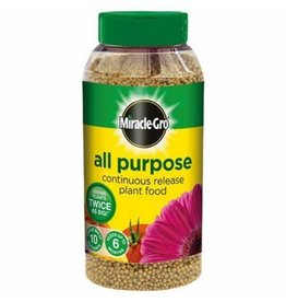 Miracle-Gro MIRACLE-GRO CONTINUOUS RELEASE PLANT FOOD 1KG  JAR