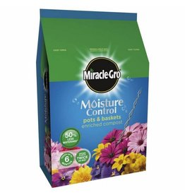 Miracle-Gro MIRACLE GRO MOISTURE CONTROL COMPOST 8L