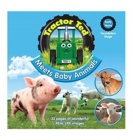 TRACTOR TED MEETS BABY ANIMALS BOOK