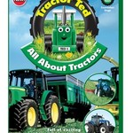 Tractor Ted TRACTOR TED ALL ABOUT TRACTORS DVD