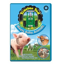 Tractor Ted TRACTOR TED MEETS BABY ANIMALS DVD