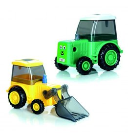 Tractor Ted TRACTOR TED PENCIL SHARPENERS ASSORTED DESIGN
