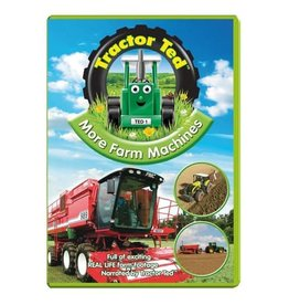 Tractor Ted TRACTOR TED MORE BIG MACHINES DVD (DISC)